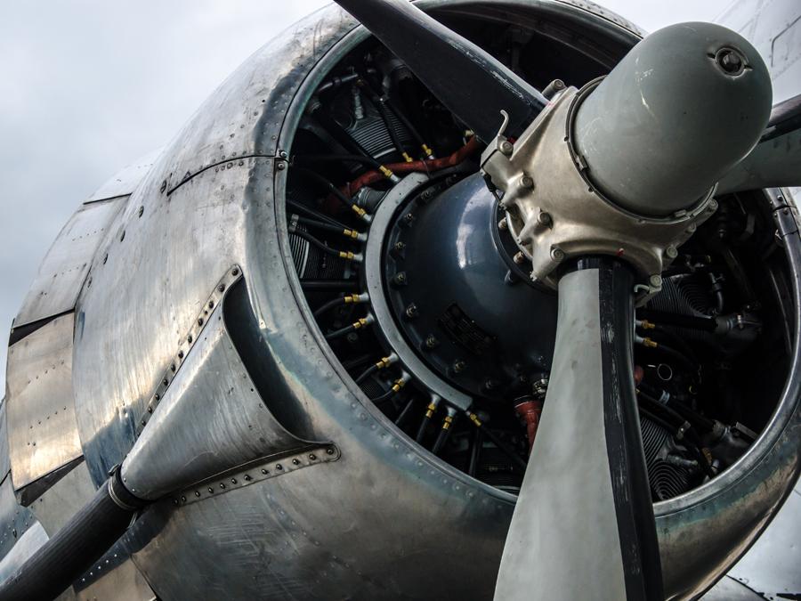 飞机的发动机