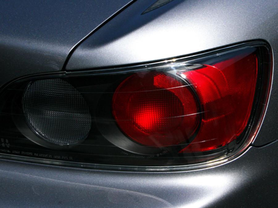 汽车车灯设计